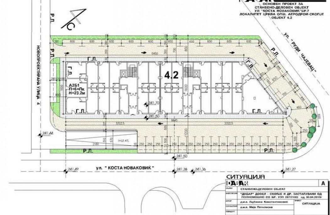 Станбено Деловен Објект Аеродром