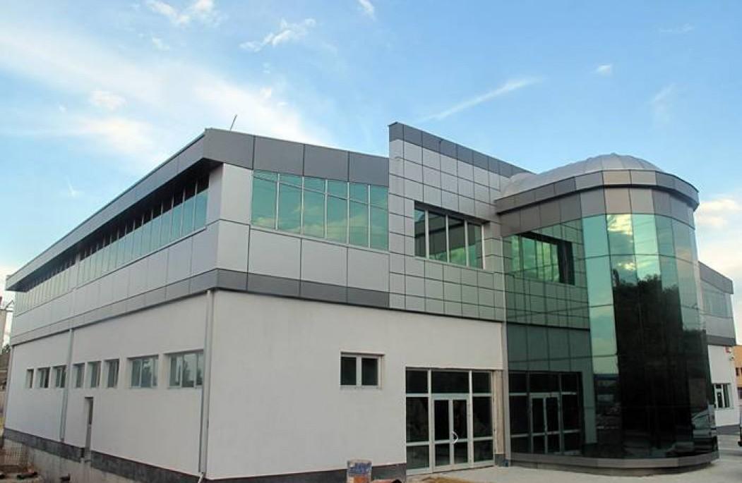 """Административно деловен објект """"Гоива"""" во Пинтија."""